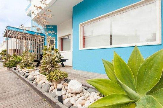 l'immanquable hôtel Casa Azul Sagres